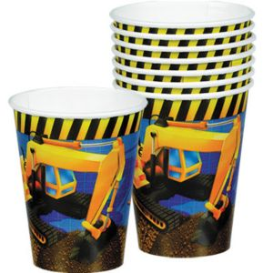 Under Construction Cups 8ct