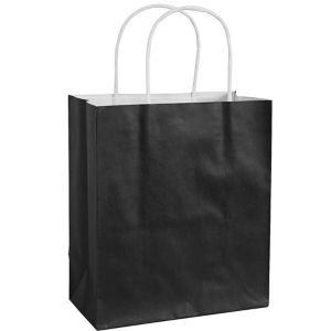 Black Kraft Bag