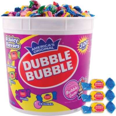 Assorted Dubble Bubble Gum 300ct