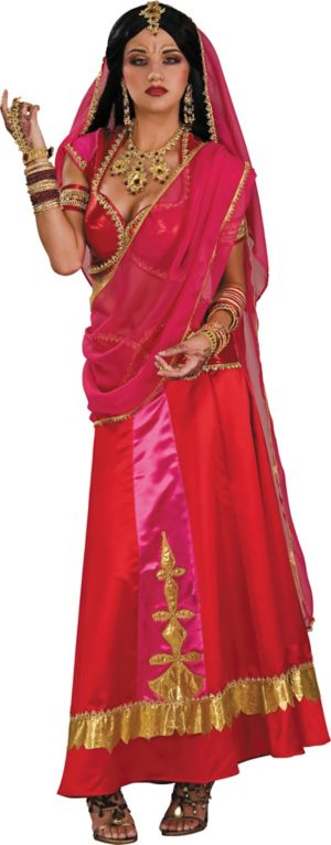 Adult Bollywood Beauty Costume
