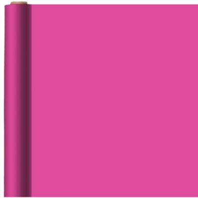 Solid Bright Pink Gift Wrap