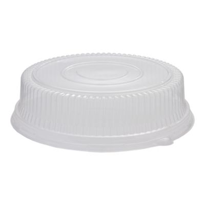 CLEAR Dome Tray Lid 16in