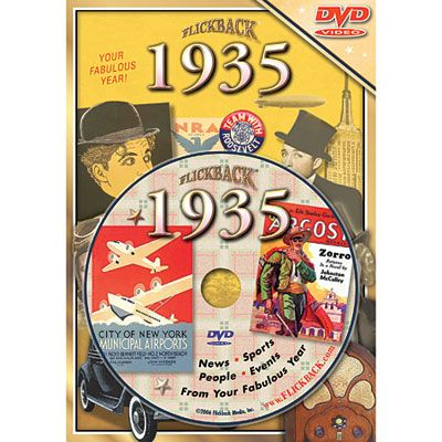 Year 1935 DVD