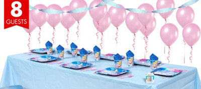Cinderella Party Supplies Basic Party Kit
