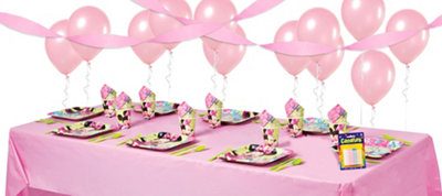 Minnie Mouse Party Supplies Basic Party Kit for 8 Guests