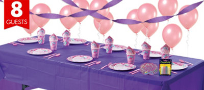 Princess Party Supplies Basic Party Kit