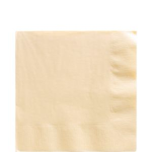 Vanilla Lunch Napkins 125ct
