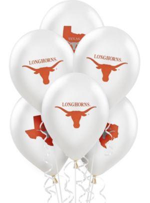 Texas Longhorns Balloons 10ct