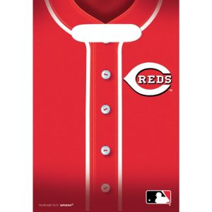 Cincinnati Reds Favor Bags 8ct