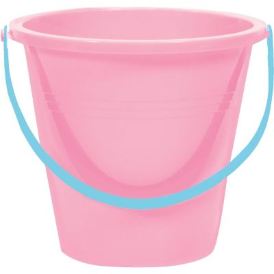 Large Light Pink Pail