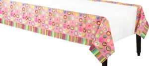 Hippie Chick Table Cover