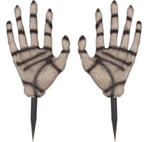 Zombie Hand Yard Stakes 2ct