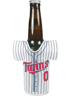 Minnesota Twins Jersey Bottle Coozie