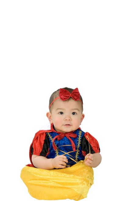 Baby Bunting Snow White Costume