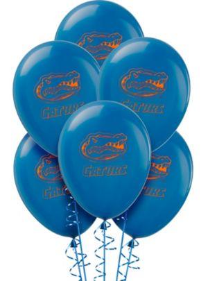 Florida Gators Balloons 10ct