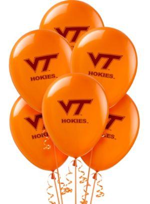 Virginia Tech Hokies Balloons 10ct