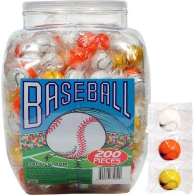 Baseball Gum 200ct Tub
