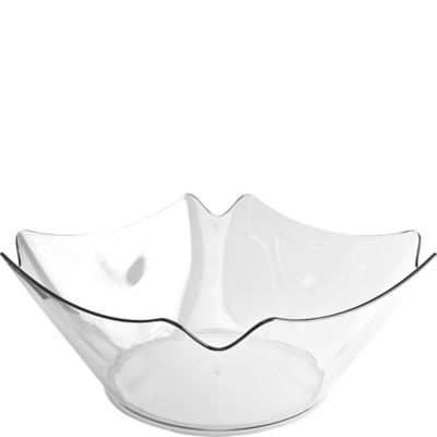 CLEAR Flower Bowl