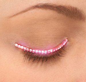 Pink Eyelid Jewel
