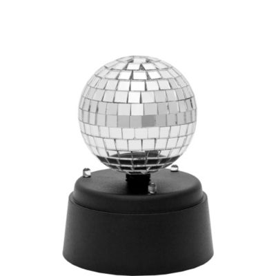 Disco Mirror Ball Party Light 5in Party City