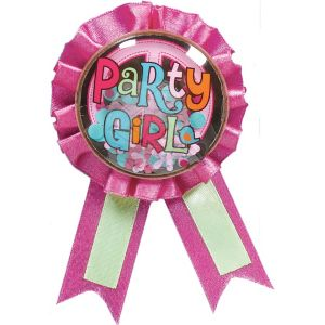 Hippie Chick Award Ribbon