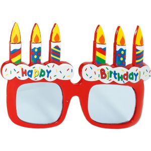 Caked Out Happy Birthday Fun Shades