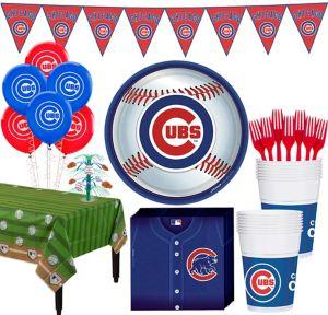 Chicago Cubs Super Party Kit