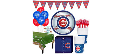 Chicago Cubs Super Party Kit