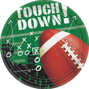 Football Frenzy Lunch Plates 50ct