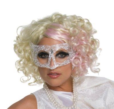Curly Lady Gaga Wig