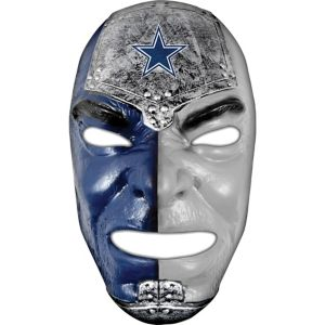 Dallas Cowboys Fan Face Mask