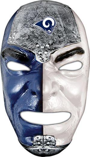 Los Angeles Rams Fan Face Mask