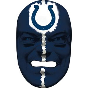Indianapolis Colts Fan Face Mask