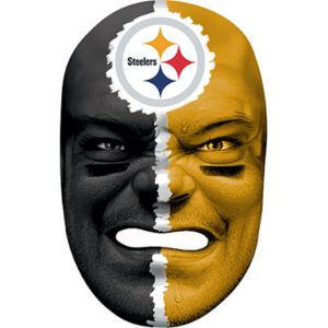 Pittsburgh Steelers Fan Face Mask