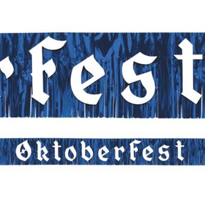 Oktoberfest Fringe Banner