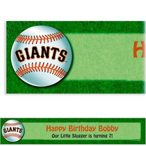 Custom San Francisco Giants Banner 6ft