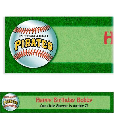 Pittsburgh Pirates Custom Banner 6ft