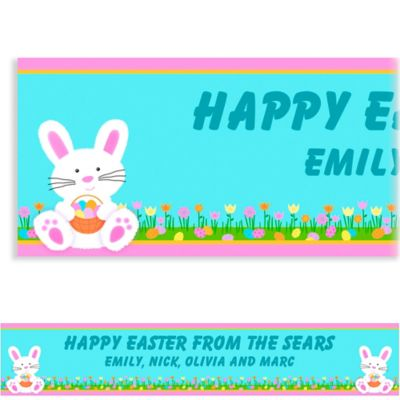 Easter Friends Custom Easter Banner