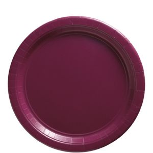 Berry Paper Lunch Plates 50ct