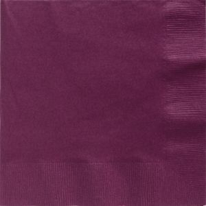Berry Dinner Napkins 50ct