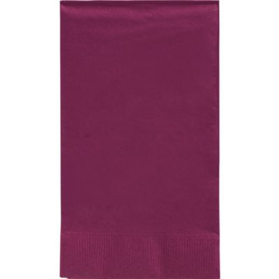 Berry Guest Towels 40ct