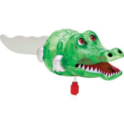 Alex Alligator Windup Toy