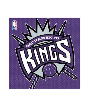 Sacramento Kings Lunch Napkins 16ct