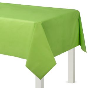 Kiwi Plastic Table Cover