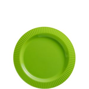 Kiwi Premium Plastic Dessert Plates 32ct