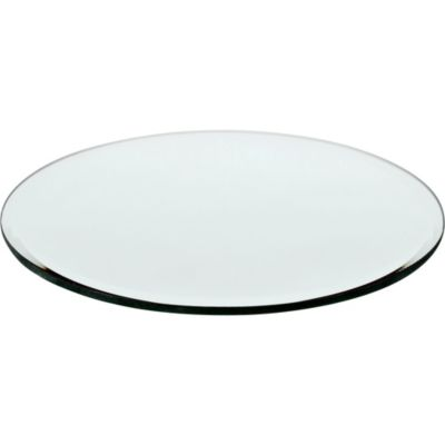 Round Mirror Centerpiece