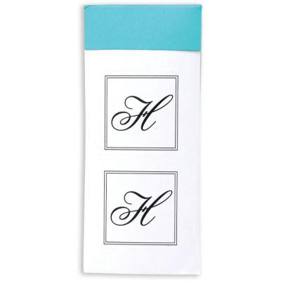 Monogram Envelope Seals H 30ct