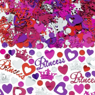 Pretty Princess Confetti 2 1/2oz