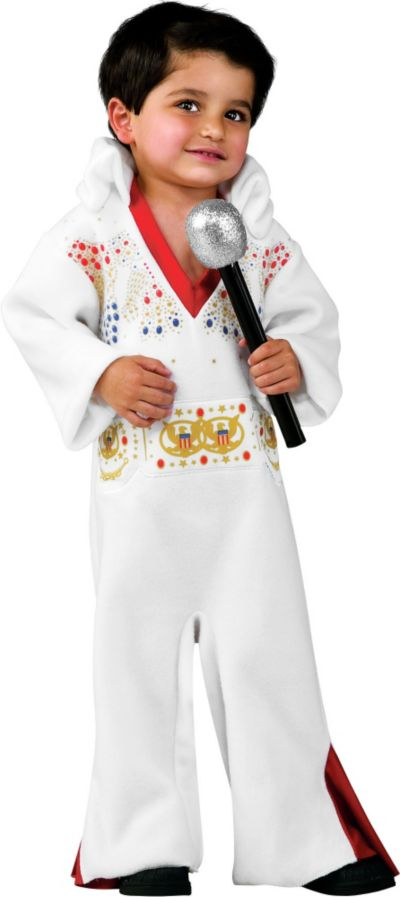 Toddler Boys Elvis Costume