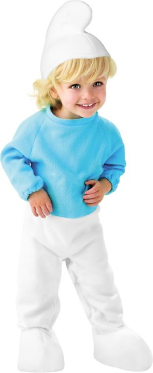 Toddler Boys Smurf Costume - The Smurfs
